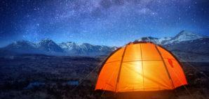 Camping © Solarseven | Dreamstime