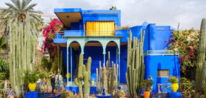 Majorelle Garden, Marrakech © Saiko3p   Dreamstime