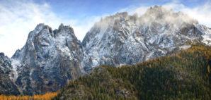 North Cascades © Edmund Lowe | Dreamstime
