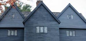 Salem Witch House © Cindy Goff | Dreamstime
