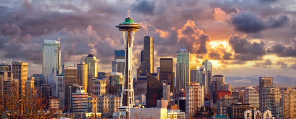 Seattle © Dibrova | Dreamstime