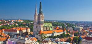 Zagreb, Croatia © Xbrchx   Dreamstime