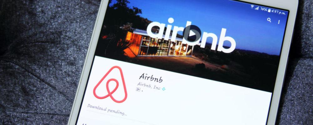 airbnb © Mohamed Ahmed Soliman | Dreamstime