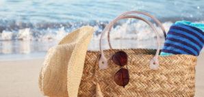 beach bag © Sofiaworld   Dreamstime