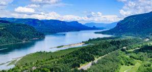 Columbia River Gorge © Simathers | Dreamstime