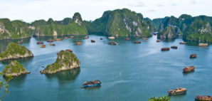 Halong Bay, Vietnam © Simone Matteo Giuseppe Manzoni | Dreamstime
