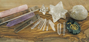 Healing Crystal © Nikki Zalewski | Dreamstime