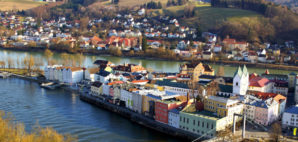 Passau, Germany © Plotnikov | Dreamstime
