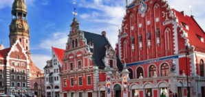 Riga, Latvia © Mexrix   Dreamstime