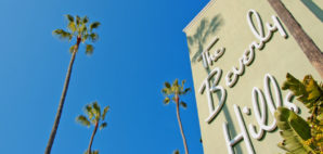 The Beverly Hills Hotel © Byron Moore | Dreamstime