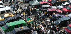 tailgate © Wisconsinart | Dreamstime