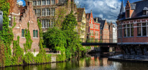 Ghent, Belgium © Dmitry Rukhlenko   Dreamstime