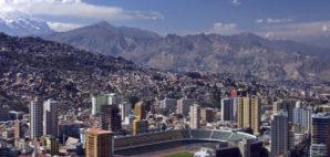 La Paz, Bolivia © Steve Allen | Dreamstime
