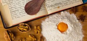 cookbook © Ginasanders | Dreamstime
