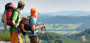 hiking poles © Candybox Images | Dreamstime