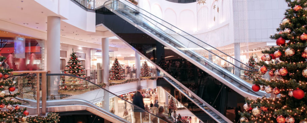 how to get christmas shopping done early