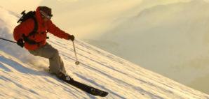 skiing © Chris Schmid   Dreamstime