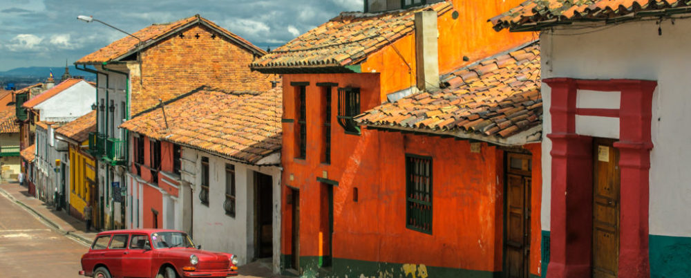 Bogota, Columbia © Javarman | Dreamstime