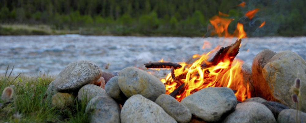 Campfire © Joop Kleuskens | Dreamstime