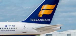 Icelandair © Craig Russell | Dreamstime