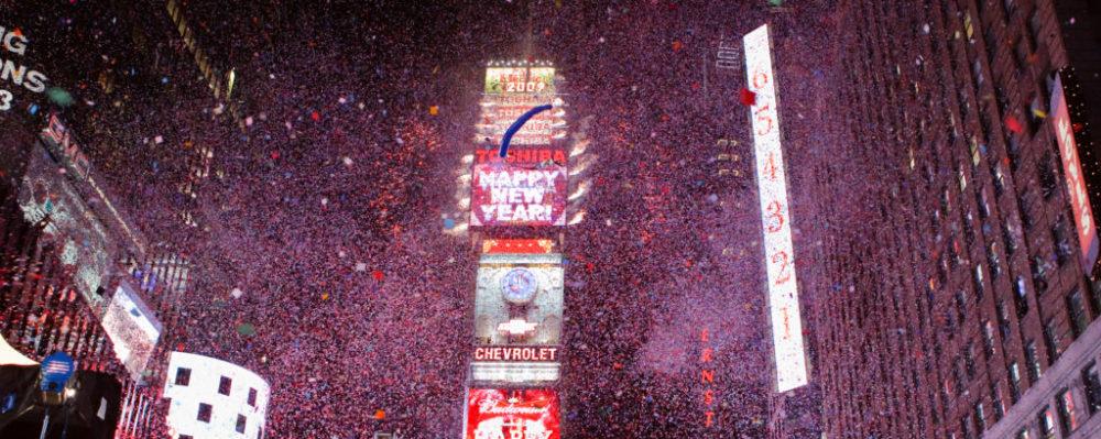 Biggest New Years Celebrations