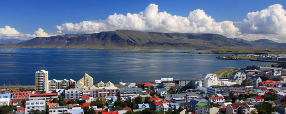 Reykjavic © Barbara Helgason | Dreamstime