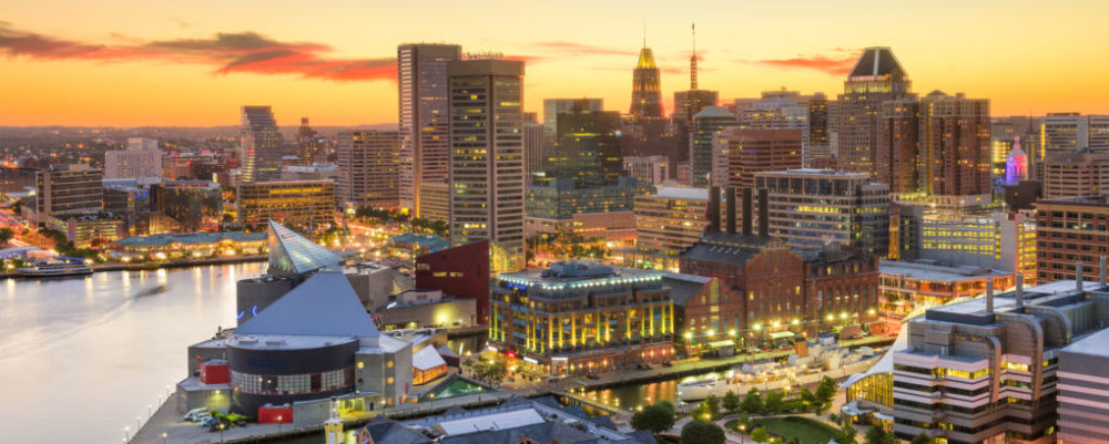 Baltimore © Sean Pavone | Dreamstime.com