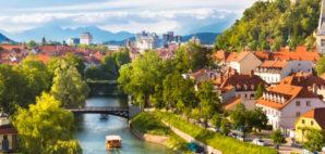 Ljubljana, Slovenia © Kasto80 | Dreamstime.com