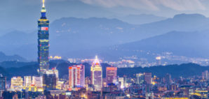 Taipei © Sean Pavone | Dreamstime.com