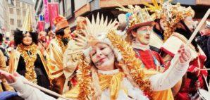 Cologne Carnival © Iloveotto   Dreamstime.com