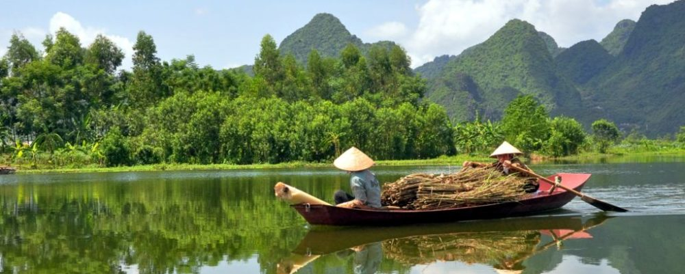 Mekong River © Salvador Manaois Iii | Dreamstime.com