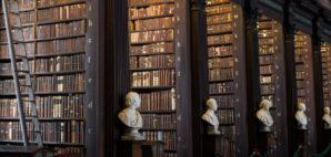 Trinity College Old Library, Dublin © Viorel Dudau | Dreamstime.com