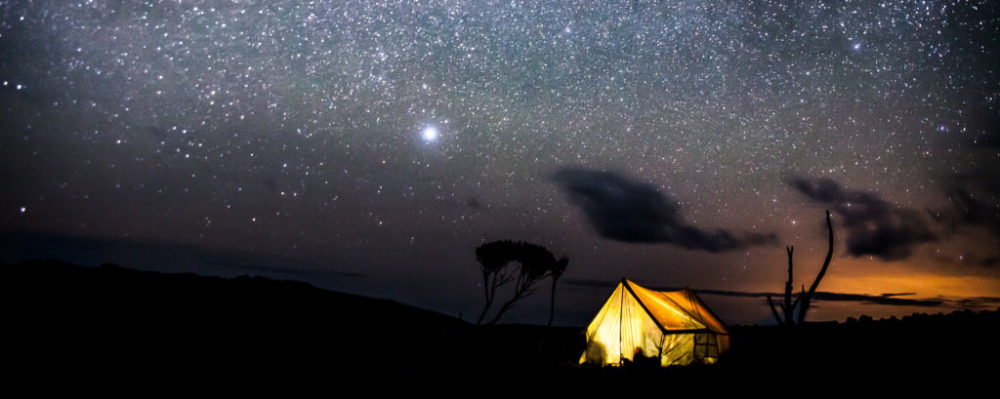 camping © Genadijs Zelenkovecs | Dreamstime.com