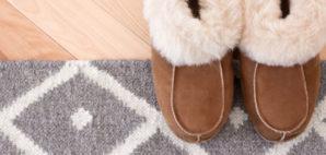 slippers © Anikasalsera | Dreamstime.com