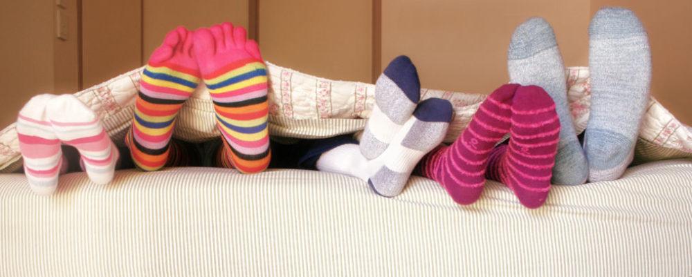 socks © Gianna Stadelmyer | Dreamstime.com