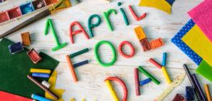 April Fools © Vera Petrunina   Dreamstime.com