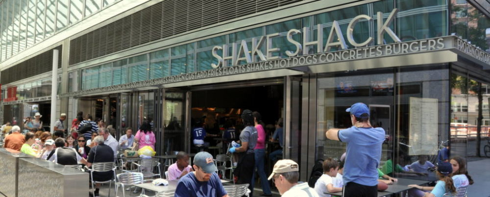 Shake Shack © Lei Xu | Dreamstime.com