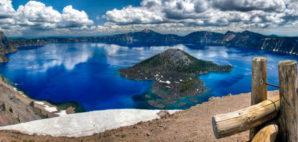 Crater Lake © Lindsay Snow | Dreamstime.com