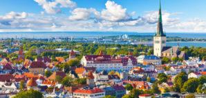 Estonia © Scanrail | Dreamstime.com