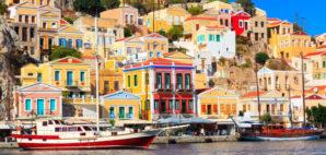 Greece © Ian Woolcock | Dreamstime.com