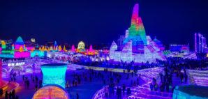 Harbin Winter Festival © Pablo Hidalgo | Dreamstime.com