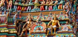 Hindu Temple, Chennai © Dmitry Rukhlenko | Dreamstime.com
