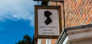 Jane Austen © Photofires | Dreamstime.com
