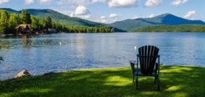 Lake Placid © Joseph Plotz | Dreamstime.com