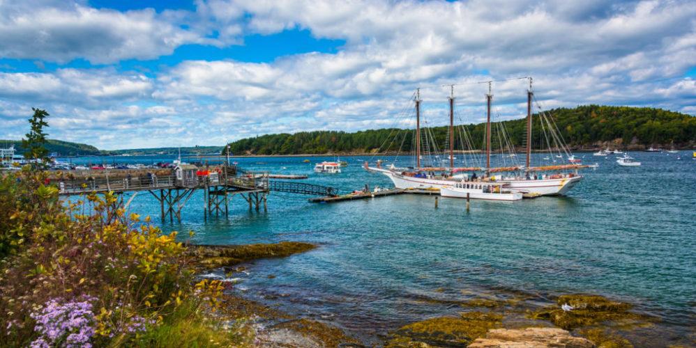Maine © Jon Bilous | Dreamstime.com