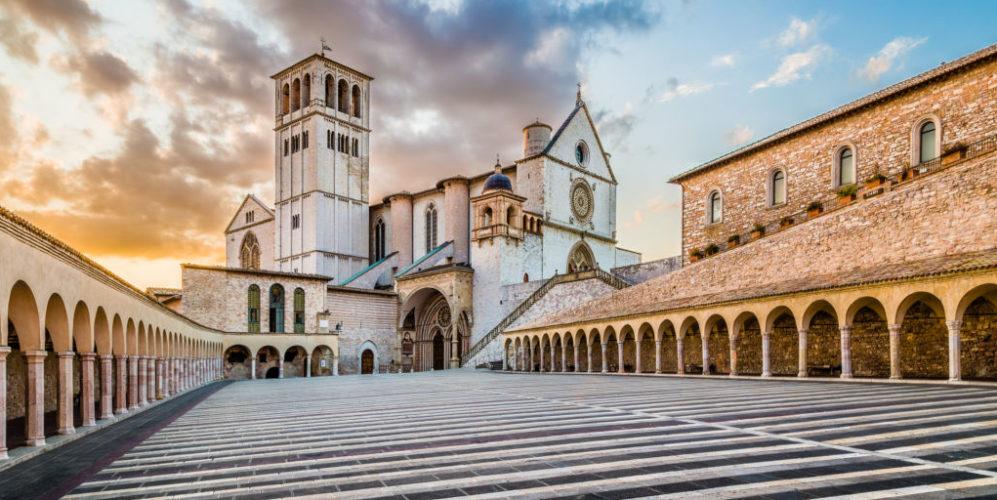 Perugia © Minnystock | Dreamstime.com