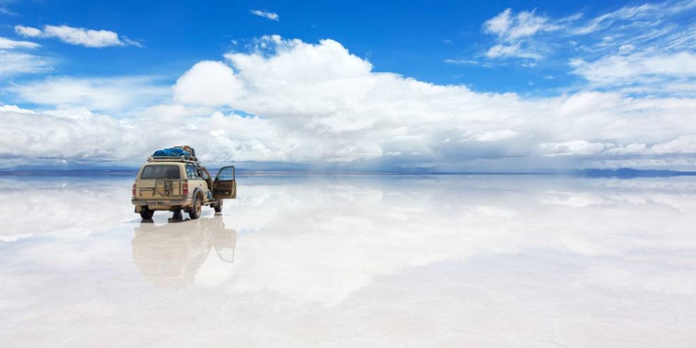 Uyuni Sala, Bolivia © Dmitriyrnd | Dreamstime.com