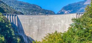 Contra Dam, Switzerland