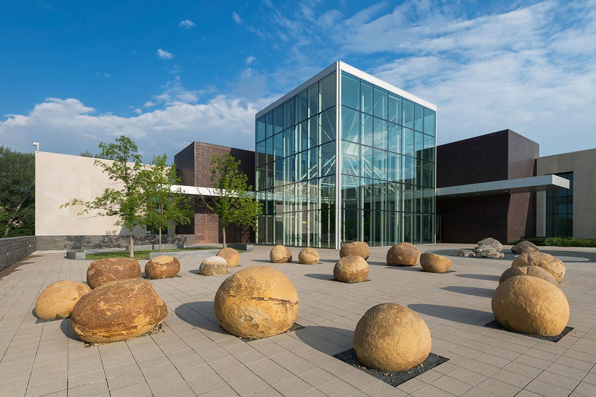North Dakota Heritage Center and State Museum