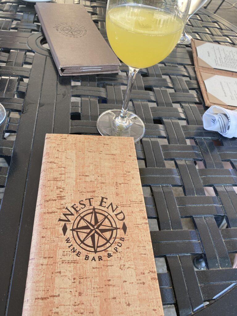 West End Wine Bar